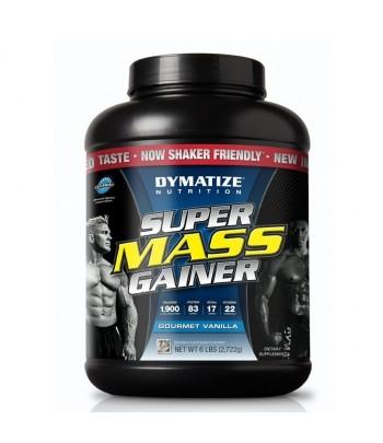 Dymatize Super Mass Gainer - Dymatize - 6Lb - 2,7Kg