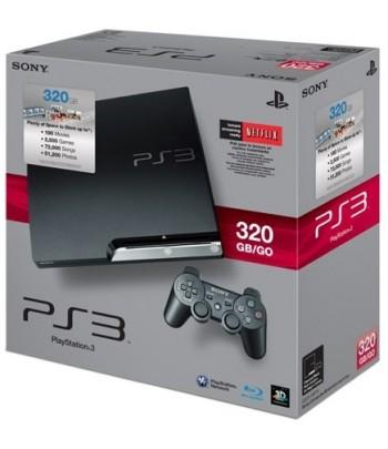 PS3 320 G