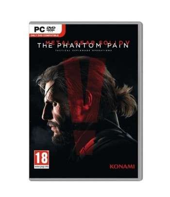 Metal Gear Solid V -PC- Clé d'activation)